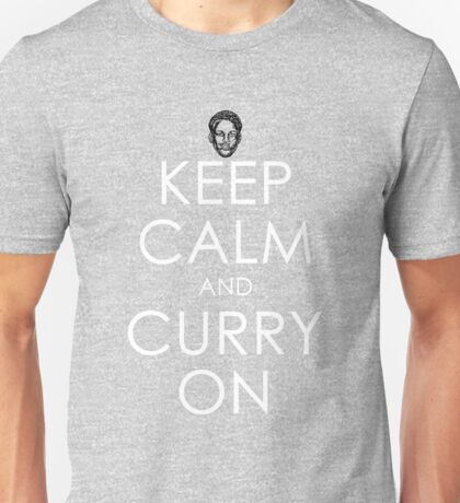 Keep Curry Unisex T-Shirt