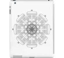 Tardis Flower iPad Case/Skin