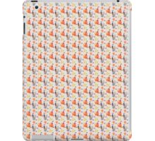 Dumb Bunny, Sly Fox (Pink) iPad Case/Skin