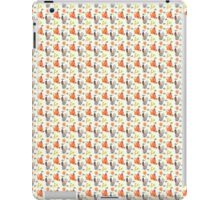 Dumb Bunny, Sly Fox (Yellow) iPad Case/Skin