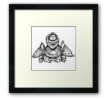 Redoran Guard Framed Print