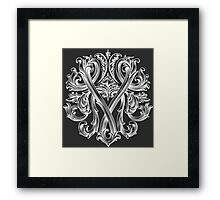 """YAMOLODOY"" Design pattern Framed Print"