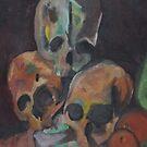 Cezanne Tribute by Kay-Trickpie
