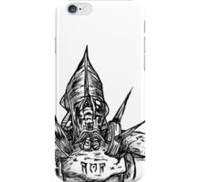 Telvanni Guard iPhone Case/Skin