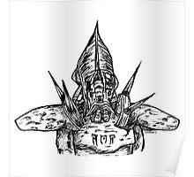 Telvanni Guard Poster