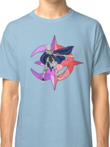 Stained Glass Male Corrin Classic T-Shirt
