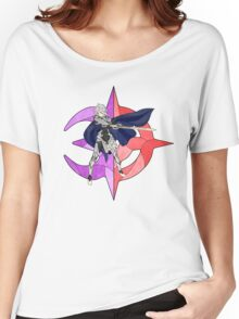 Stained Glass Male Corrin Women's Relaxed Fit T-Shirt