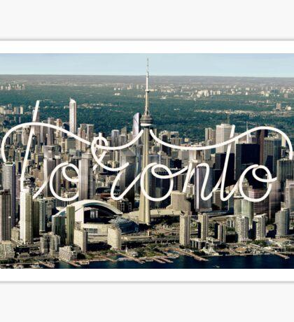 Toronto City Sticker