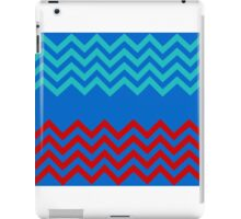 Diagonal Symmetry iPad Case/Skin
