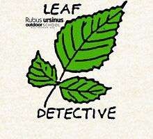 Trailing Blackberrry - Leaf Detective Hoodie