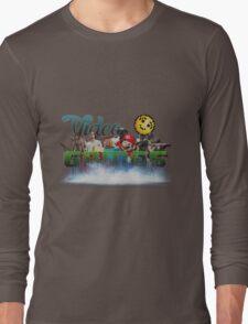 Video Games ! Long Sleeve T-Shirt
