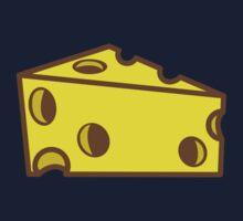 Cute swiss cheese Kids Tee
