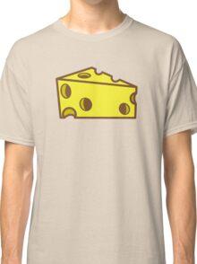 Cute swiss cheese Classic T-Shirt