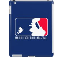 MAJOR LEAGUE BOUILLABASEBALL iPad Case/Skin