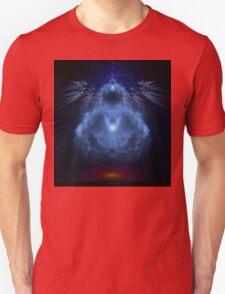 Buddhabrot Fractal Mandelbrot  - Digital Art Unisex T-Shirt