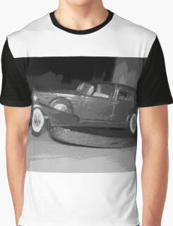 Chillin' Rich Person's Car Graphic T-Shirt