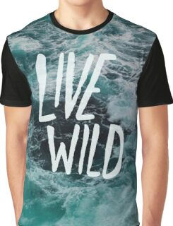 Live Wild Big Sur Graphic T-Shirt