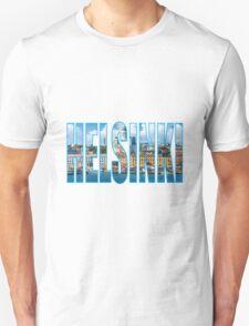 Helsinki. Unisex T-Shirt