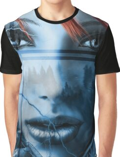 Eyes of the Forest Graphic T-Shirt