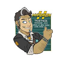 Hyperion Tested Photographic Print