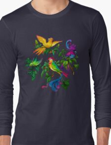 • Beautiful Birdies • exclusive Hi-Res pattern T-Shirt