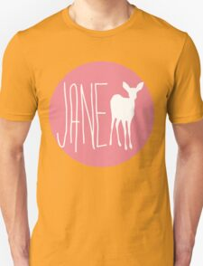 Life is strange Jane Doe circle T-Shirt