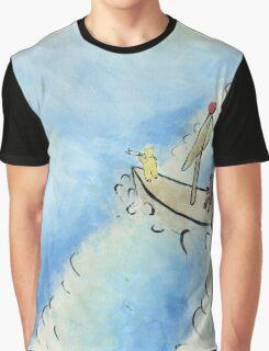 Sea Voyage Graphic T-Shirt