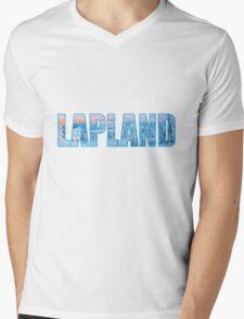 Lapland Mens V-Neck T-Shirt