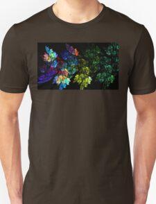 Festive Leaves Unisex T-Shirt