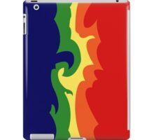 Contrasting Flame iPad Case/Skin