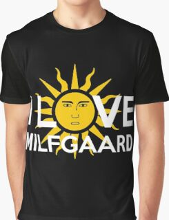 I Love MILFgaard The Witcher Graphic T-Shirt