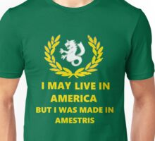 Made In Amestris Unisex T-Shirt