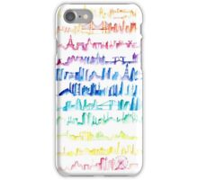 Skylines Across the World  iPhone Case/Skin