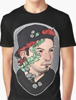 josh dun cartoon Graphic T-Shirt