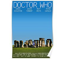 Doctor Who - Movie Poster Poster