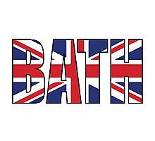Bath. Photographic Print