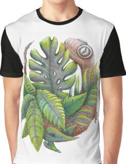 Lucky Lizard  Graphic T-Shirt