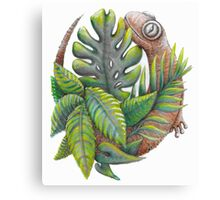 Lucky Lizard  Canvas Print