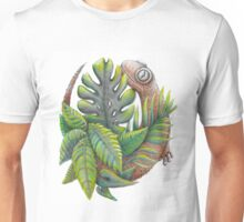 Lucky Lizard  Unisex T-Shirt