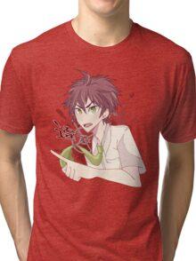 Super Dangan Ronpa 2 - Hajime Hinata Tri-blend T-Shirt