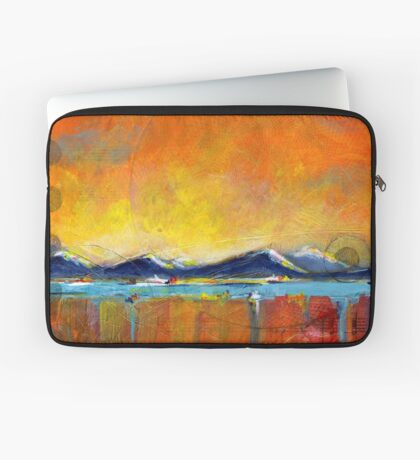 When You Come To The End Of The Day Laptop Sleeve