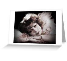 Angel Clara Greeting Card