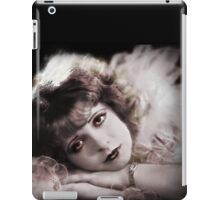 Angel Clara iPad Case/Skin