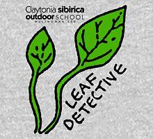 Siberian Miner's Lettuce - Leaf Detective Hoodie