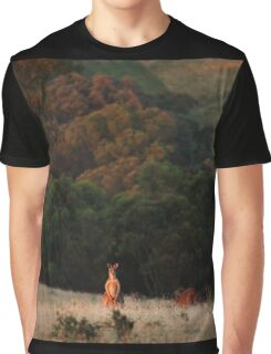 Wild Roos Graphic T-Shirt