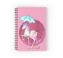 Soft Punk Bubblegum Grunge Spiral Notebook