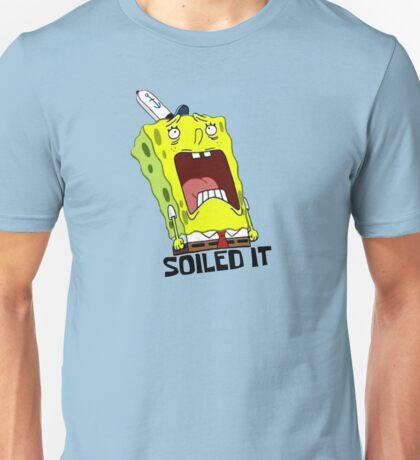 Soiled It! - Spongebob Unisex T-Shirt