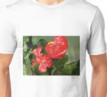 Flamingo Lily - pretty but deadly. Unisex T-Shirt
