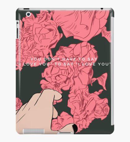 for him. iPad Case/Skin