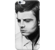 Sebastian Stan #2 iPhone Case/Skin